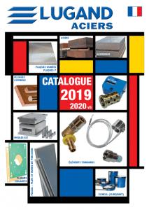 catalogue Lugand Aciers fournisseur d'acier